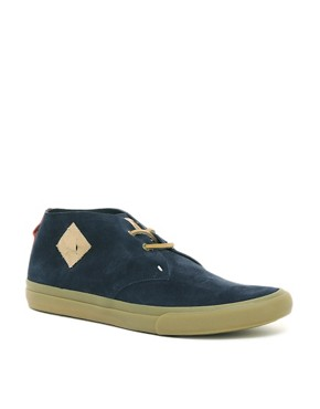 Image 1 ofSkive Hawkins Suede Chukka Boots