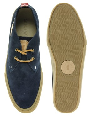 Image 3 ofSkive Hawkins Suede Chukka Boots