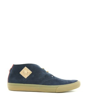 Image 4 ofSkive Hawkins Suede Chukka Boots
