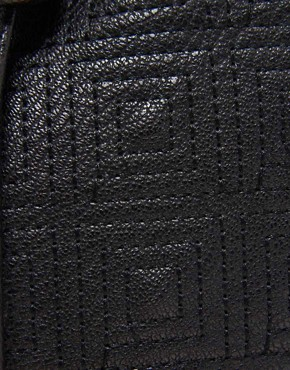 Image 4 ofASOS Quilted Duffle Bag