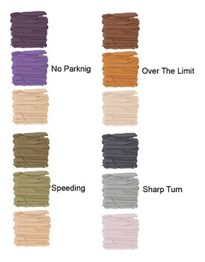 Image 4 ofRimmel London Traffic Stopping Eyeshadows