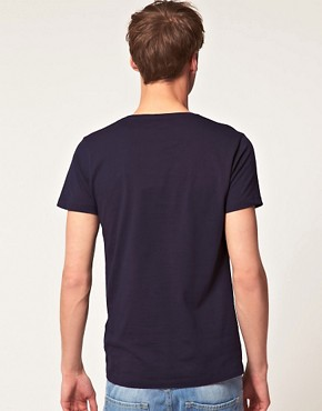 Image 2 ofJack &amp; Jones Intelligence Rider T-Shirt