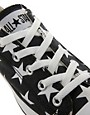 Image 2 ofConverse All Star Black Star Print Ox  Trainers