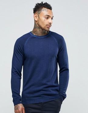 ASOS Merino Wool Sweatshirt