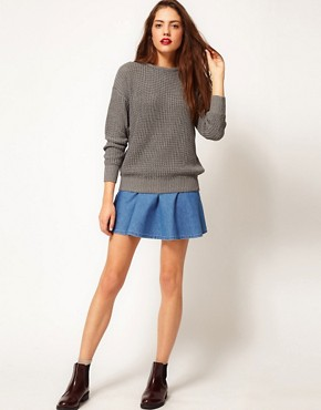 Image 4 ofAmerican Apparel Fisherman&#39;s Pullover