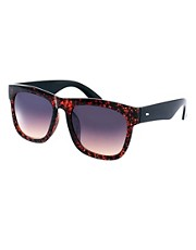Quay Eyewear Wayfarer Sunglasses Exclusive to ASOS