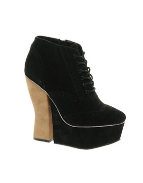 Image 1 ofDV8 Casia Lace Up Platform Boots