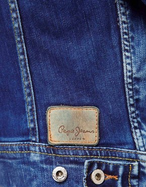 Image 3 ofPepe Jeans Denim Jacket