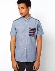 Bellfield Chambray Shirt
