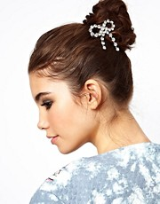 ASOS Bow Hair Brooch