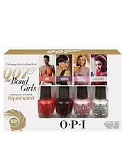 O.P.I Bond Girls Mini Pack