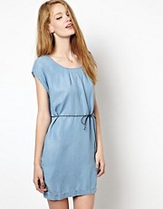 Won Hundred Jeans Inky Dress in Tencel Denim
