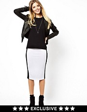 Vero Moda Stripe Skirt