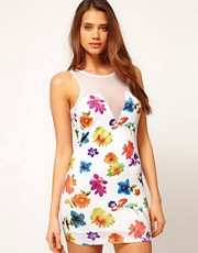 Motel Floral Dress