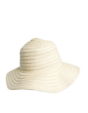 Image 2 ofASOS Straw Floppy Hat