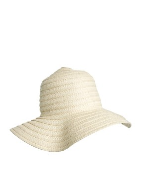Image 4 ofASOS Straw Floppy Hat