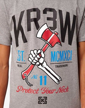 Image 3 ofKr3w T-Shirt Protect Your Neck