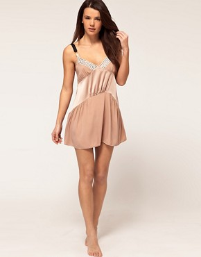 Image 4 ofStella McCartney Anna Glowing Studded Chemise