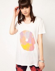 Cheap Monday Skull T-Shirt