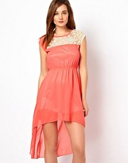 The Style Hi Lo Dress