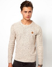 Revolution Jumper With Fleck