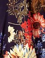 Image 3 ofA Wear Bouquet Print Kimono Jacket