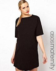 ASOS Maternity Ovoid Shift Dress