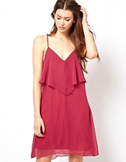 Costa Blanca Spaghetti Strap Dress