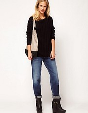 Citizens of Humanity Dylan Relaxed Tapered Boyfriend Jeans in Forever