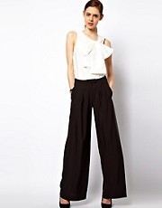 ASOS Pants In Wide Leg