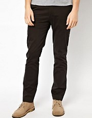 Dockers Trousers Slim Sateen