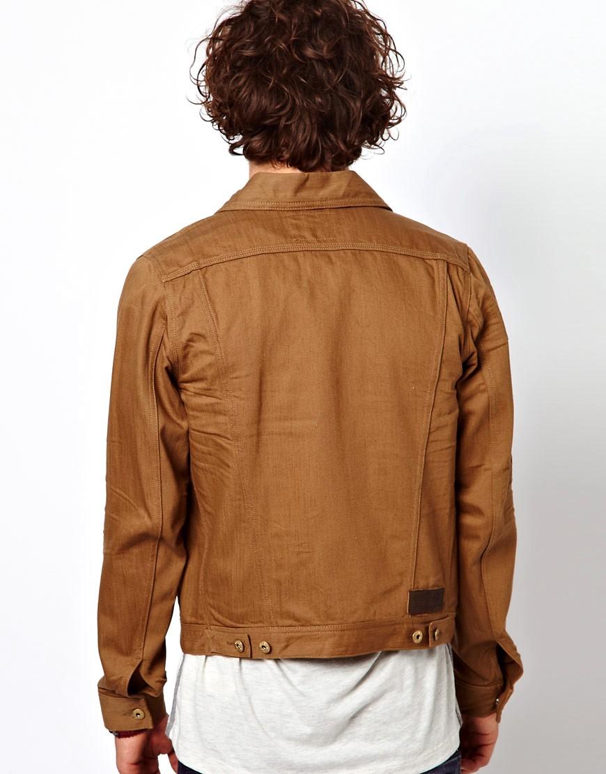 Image 2 ofDiesel Denim Jacket Elshar