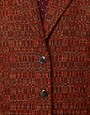 Immagine 3 di NW3 - Marianne - Cappotto in tweed arancione bruciato