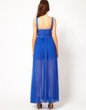 Image 2 ofKeepsake Speed Of Sound Maxi Dress