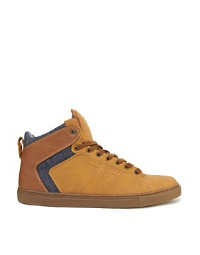 Image 4 ofRiver Island Swat Hi-Tops