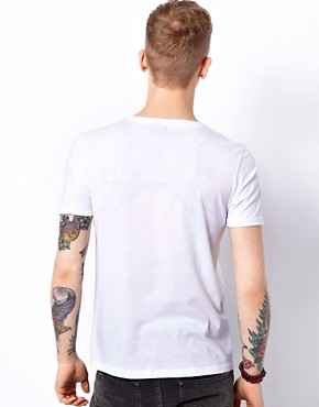 Image 2 ofASOS T-Shirt With City Print