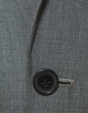 Image 3 ofASOS Slim Fit Grey Suit Jacket