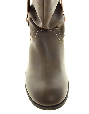 Image 4 ofBlink Minou Strap Buckle Boots