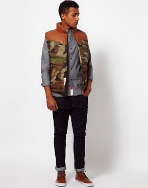 Image 4 ofBellfield Camo Gilet