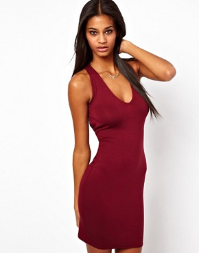 Image 1 ofASOS Mini Strap Dress
