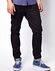 WESC Jeans Alessandro Skinny Fit Raw Clean