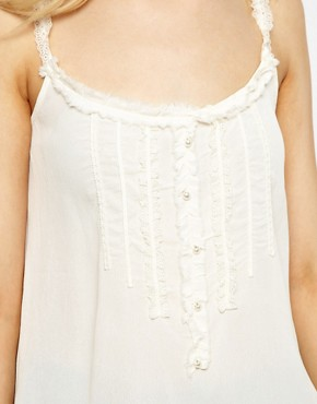 Image 3 ofRiver Island Victoriana Cami Top
