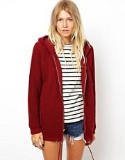 ASOS Hoody in Knit