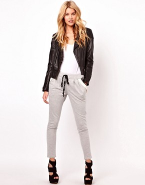 ASOS See U Soon Sporty Jersey Pant from us.asos.com
