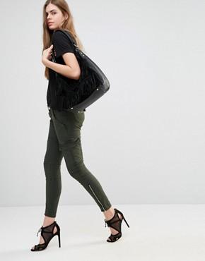 J Brand Houlihan Skinny Cargo Trousers