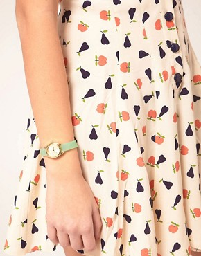 Image 3 ofASOS Pastel Jelly Watch