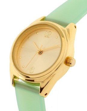 Image 4 ofASOS Pastel Jelly Watch