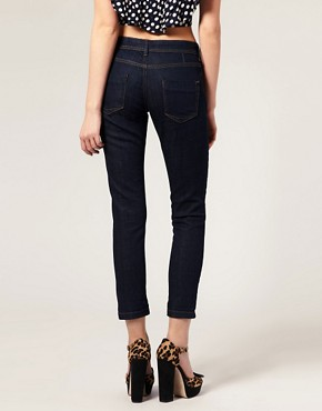 Image 2 ofASOS 7/8 Skinny Jeans