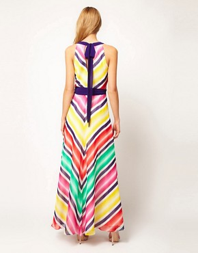 Image 2 ofCoast Stripe Maxi Dress