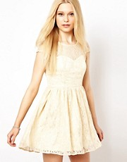 Jarlo Lace Dress